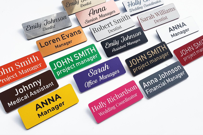 Vardų ženkliukai