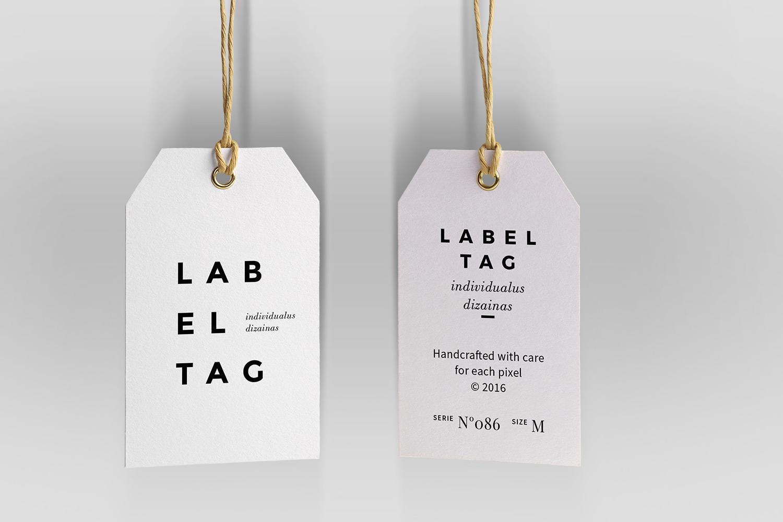 Drabužių etiketės