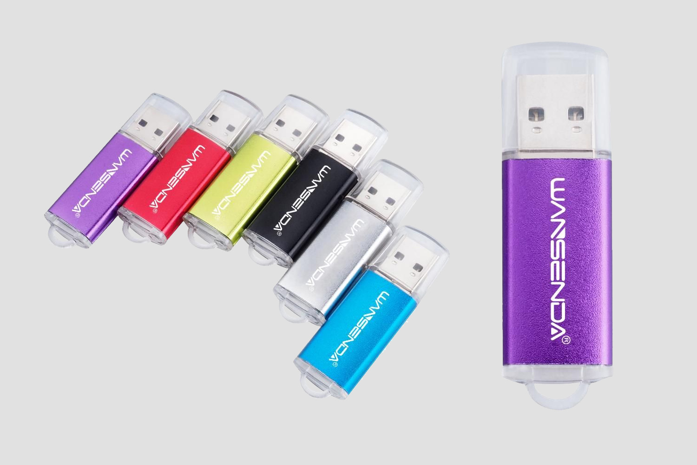 USB raktai