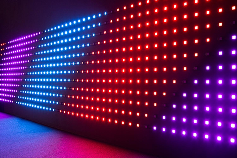 LED sistemos