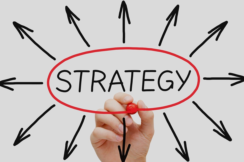 Strategijos ir pozicionavimo kūrimas