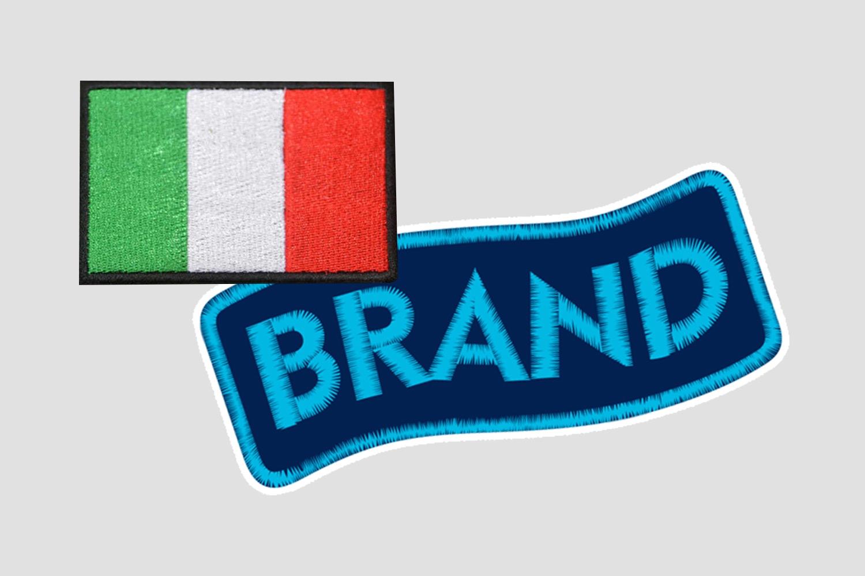 Logotipų išsiuvinėjimas