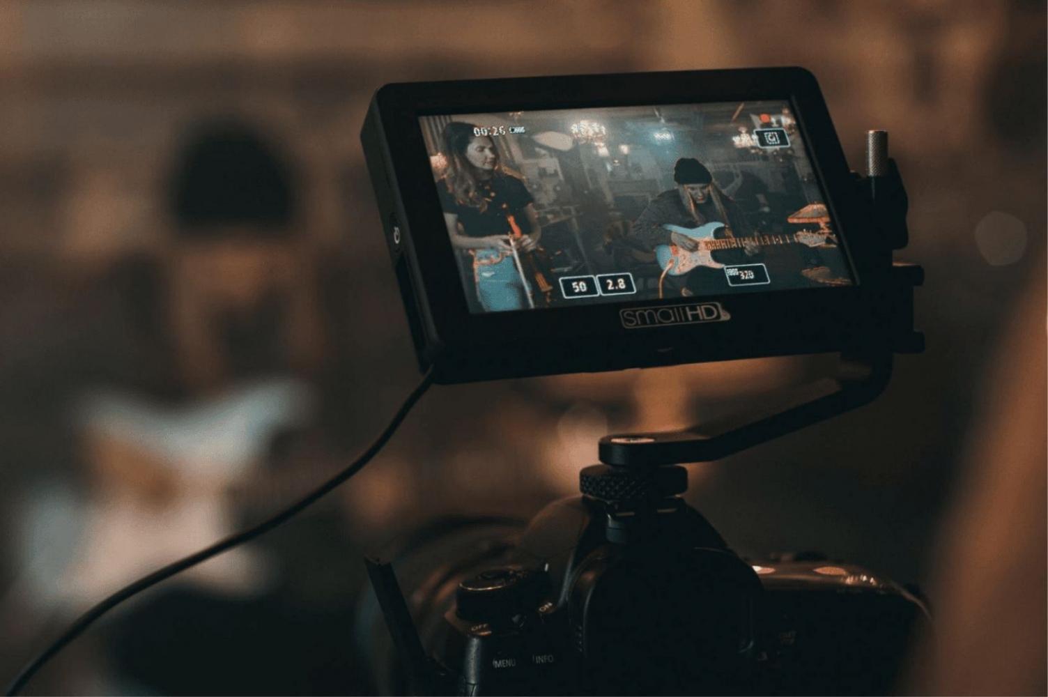 AUDIO/ VIDEO reklama